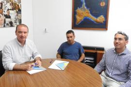 El Consell de Formentera cede la nave agrícola a la Cooperativa del Camp