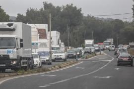 Declarada la ocupación urgente de terrenos para el desdoblamiento de Ca na Negreta
