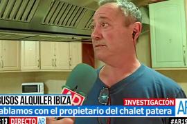 Agustín, propietario albergue 'pirata': «¿Qué hay de mal en lo que hago?»
