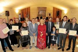 Premios Pro Arte y Cultura de Mayte Spínola