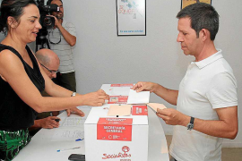 PSOE abre 55 centros en Balears para que voten 2.600 militantes