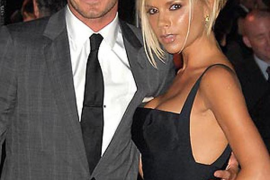 Por fin los Beckham  tendrán una niña