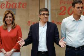 Unos 2.600 militantes socialistas de Baleares están llamados a votar este domingo en las primarias del PSOE