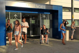 Atendidos tres intoxicados por drogas en Can Misses el fin de semana de apertura de discotecas