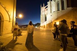 'Historias, espejismos y verdades de Palma', una visita guiada de Tour Teatro