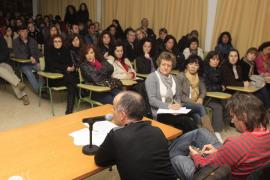 La comunidad educativa de Santa Eulària pide la construcción de un nuevo instituto