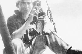 Alfredo Benito, el primer fotógrafo con carnet de prensa de España