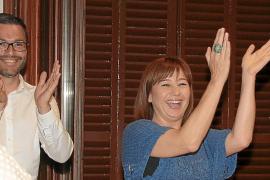 Este miércoles se cumplen dos años del triunfo de la izquierda sobre el PP de Bauzá