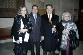Sesión inaugural del curso 2010-2011 en la Reial Acadèmia de Medicina