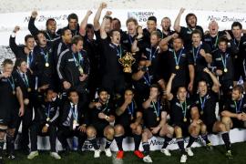 Los 'All Blacks' ganan el Premio Princesa de Asturias de los Deportes 2017