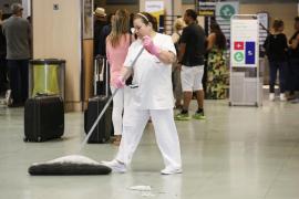 Guanyem pide la dimisión del director del aeropuerto de Ibiza tras la huelga