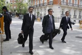 El juez mantiene en prisión a Jordi Pujol hijo para evitar que oculte bienes