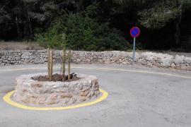 El Govern realiza actuaciones para evitar los problemas circulatorios en Mondragó