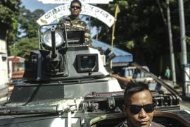 Duterte, dispuesto a extender la ley marcial tras la rebelión en Mindanao