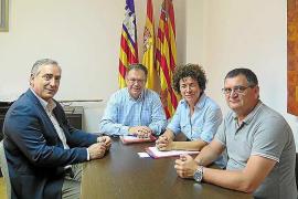 Compromiso para proteger el litoral entre Sant Josep y Costas