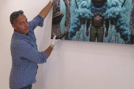 La selva llega a Ventana Contemporany de la mano de Jerome Sainte-Rose