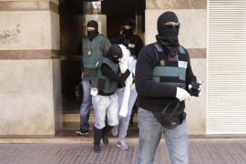 Caen los asesinos de 'Carlos el colombiano'