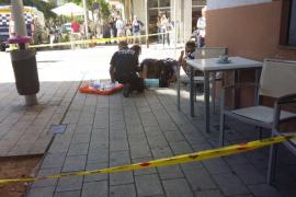 En estado grave un bebé de 2 años tras caer de un primer piso en Palma
