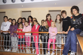 Primer contacto con el  Teatro España