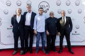 Inauguración del restaurante Zela en Ibiza (Fotos: Daniel Espinosa).