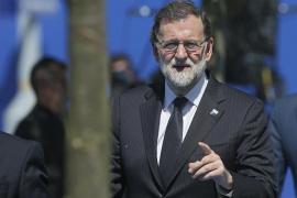 Rajoy: «Mal presidente sería si permitiese liquidar la unidad y la soberanía nacional»