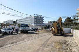 Amics de la Terra critica la creación de nuevos aparcamientos en Talamanca