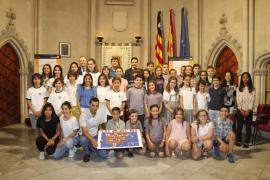 Un alumno menorquín representará a Baleares ante el Rey