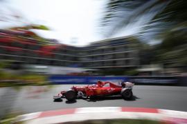 Kimi Raikkonen logra la 'pole' en Mónaco
