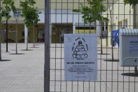 Jornada de puertas abiertas del Taller de Flauta Dulce Albarca en el colegio sa Bodega