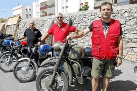 Tradición pagesa y clásicos sobre ruedas se dan cita en la Diada de Puig d'en Valls