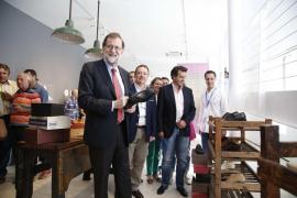 Rajoy anuncia que los vuelos interislas tendrán un descuento del 75 por ciento