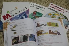 El Govern convoca las ayudas para la reutilización de libros de texto