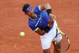 Nadal debuta con buen pie ante Paire y pasa a segunda ronda en Roland Garros