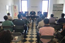 Vila participa en un programa europeo sobre recogida de residuos en el casco histórico