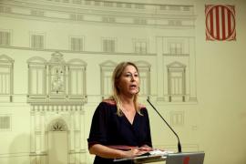 Munté acusa al Gobierno de «dar por muerta» la vía del diálogo
