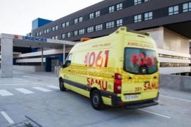 Herida grave una joven británica tras precipitarse desde una altura de nueve metros en Sant Antoni
