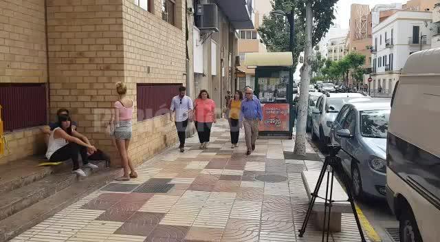 Aída Alcaraz declara en los juzgados de Ibiza por un presunto delito de acoso laboral