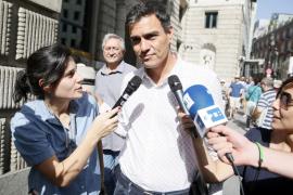 Sánchez sobre la citación a Rajoy: «No todo iba a ser vía plasma»