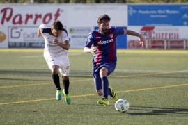 El partido Peña Deportiva - Atlético Malagueño se disputa este sábado a las 18.15 horas