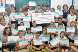 Can Bonet gana el premio autonómico de cartelería de la ONCE contra el acoso escolar
