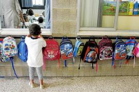 Educació creará seis nuevos grupos pero no aumentará las ratios en los colegios