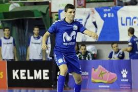 El Palma Futsal ultima el fichaje de Lolo Urbano del Inter Movistar