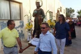 Sant Ferran celebra su día grande