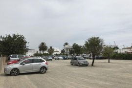 Sant Josep habilita zonas de parking en varias localidades del municipio