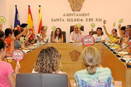 Los menores quieren más espacios en Santa Eulària