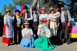 Fiesta del Hogar Canario en Balears por el Día de Canarias