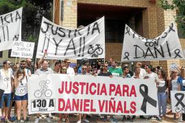 Justicia para Dani Viñals y penas más duras contra los kamikazes al volante