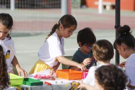 El colegio Can Cantó celebra sus 25 años de existencia (Fotos: Arguiñe Escandón)