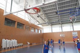 Jornadas de formación de baloncesto en Can Guerxo (Fotos: M. Sastre)