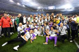 El Real Madrid, campeón de Europa por duodécima vez tras derrotar a la Juventus